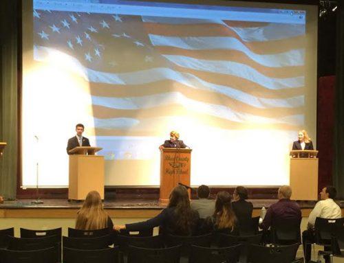 Presidential Strawberry Debate comes to Rhea GOP
